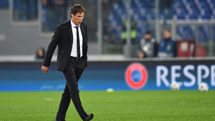 Rudi Garcia sera-t-il le prochain coach de l'OL ? (GABRIEL BOUYS / AFP)