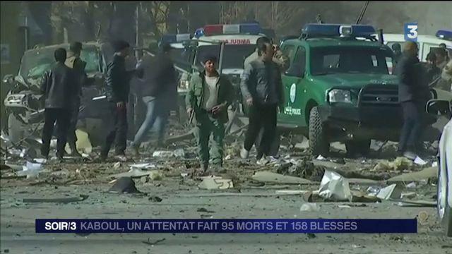 Afghanistan : Kaboul à nouveau frappé par des attentats terroristes