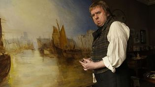 "Timothy Spall dans ""Mr. Turner de Mike Leigh  (Simon Mein/Thin Man Films)"