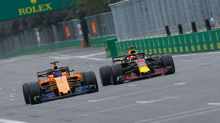La Formule 1 est de retour en Espagne (MURAD ORUJOV / SPUTNIK)