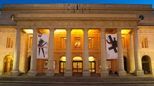 Le théâtre de l'Odéon à Paris  (Javier Gil / AFP)