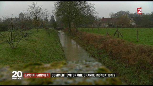 Bassin parisien : comment éviter une grande inondation ?