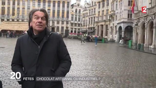 Le chocolat, produit phare des fêtes de Noël