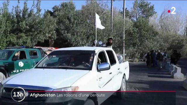 Afghanistan : les raisons d'une déroute