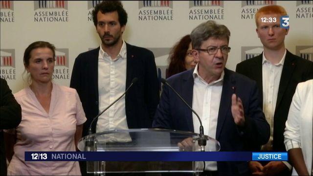 Assistants parlementaires : Jean-Luc Mélenchon compte porter plainte pour dénonciation calomnieuse