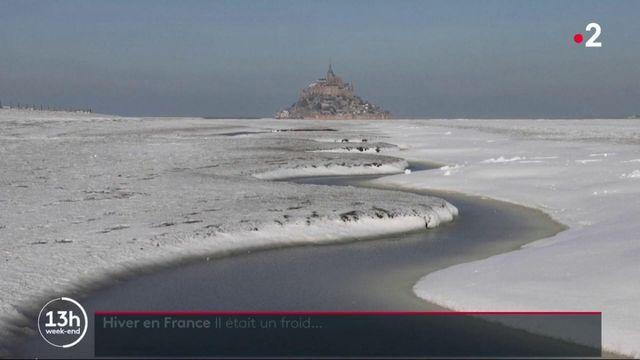 Neige : retour en images sur le coup de froid qui a frappé l'ouest de la France