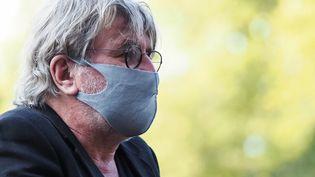 Gérard Pont, le 16 septembre 2020, à Bourges. (GUILLAUME SOUVANT / AFP)