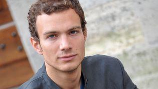 L'écrivain Vincent Message ici en 2009.  (MIGUEL MEDINA / AFP)