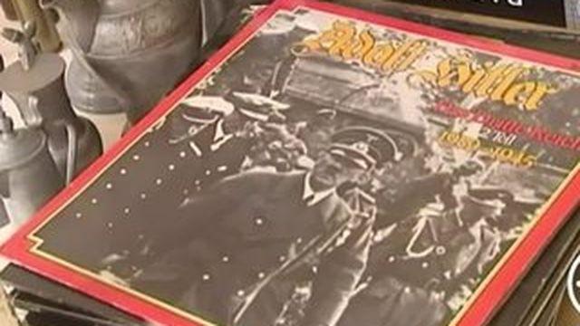 Des objets de la période nazie vendus à la braderie de Lille