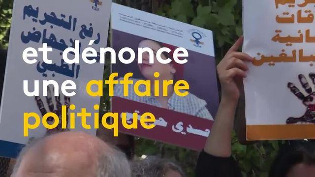Maroc : une journaliste emprisonnée pour avortement illégal et débauche