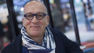 Thierry Magnier, éditeur jeunesse et président du groupe jeunesse du SNE  (MIGUEL MEDINA / AFP)