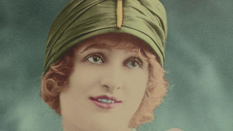 Gaby Deslys, née à Marseille en 1881, a connu une carrière internationale dans le music-hall (S. Garat / France Télévisions)
