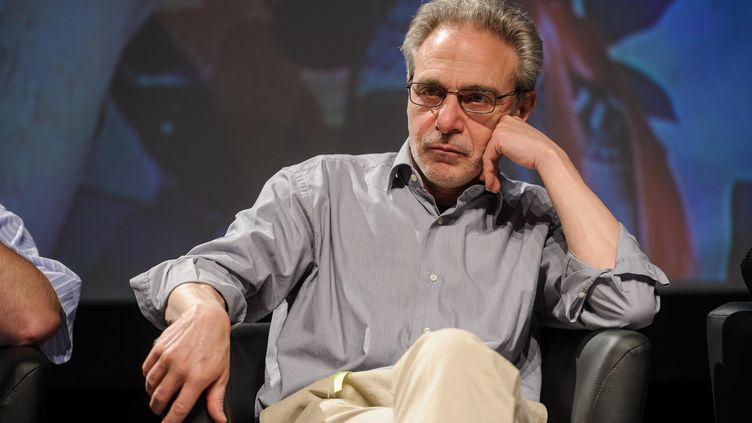 L'économiste Pierre Khalfalors d'assises citoyennes à Montreuil, le 16 juin 2013. (CHRISTOPHE PETIT TESSON / MAXPPP)