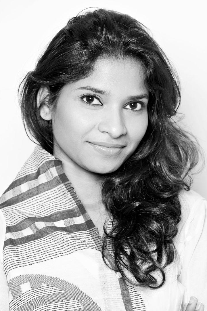 La créatrice Vaishali Shadangule fondatrice de la marque Vaishali S (DR)