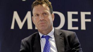 Geoffroy Roux de Bézieux, le vice-président délégué du MEDEF (AFP)