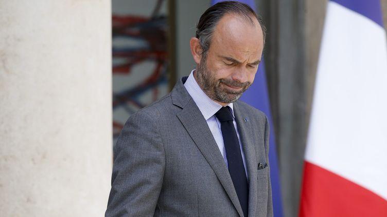 Le chef du gouvernement, Edouard Philippe. Photo d'illustration. (LEON TANGUY / MAXPPP)