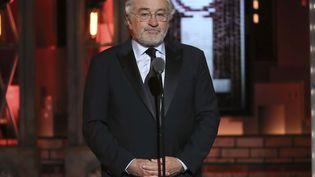 L'acteur Robert De Niro à New York, le 10 juin 2018. (MICHAEL ZORN / AP / SIPA)