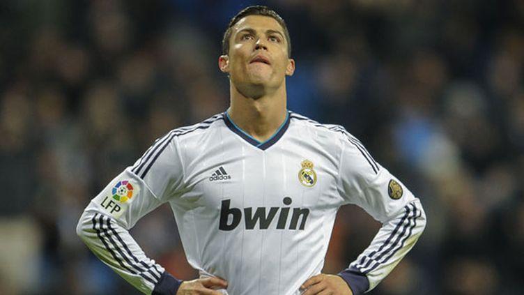 Cristiano Ronaldo, le joueur du Real Madrid