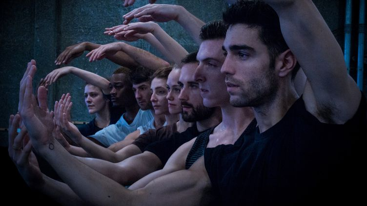 """""""Los Angeles Dance Project"""", de Benjamin Millepied  (Droits Réservés.)"""