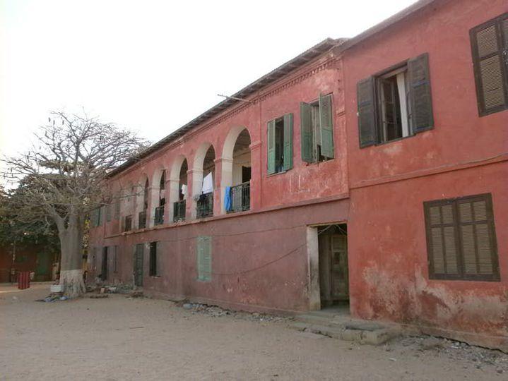 Ancienne école normale William-Ponty de Gorée.(HaguardDuNord/Wikimedia,CC BY-ND) (HaguardDuNord/Wikimedia, CC BY-ND)