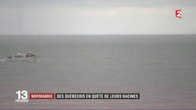 Normandie : des Québécois en quête de leurs racines