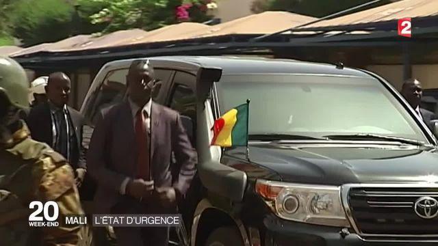Prise d'otages à Bamako : l'état d'urgence décrété, trois suspects toujours recherchés