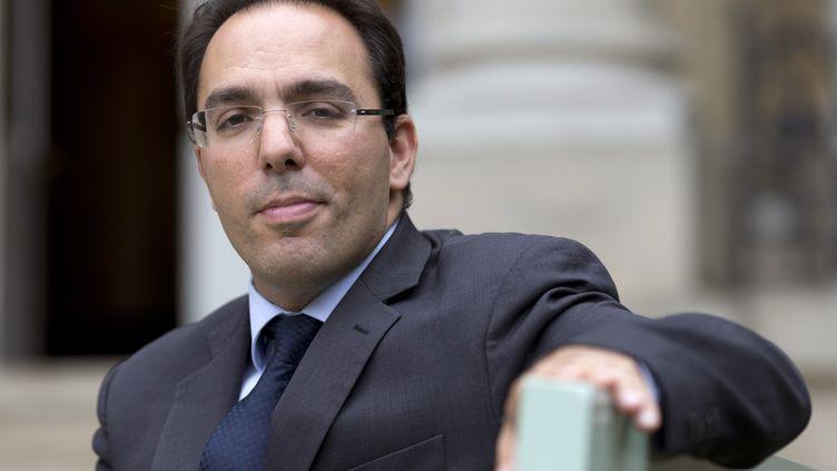 Sébastien Pietrasanta, ancien député socialiste et rapporteur de la commission d'enquête sur les moyens mis en œuvre par l'Etat pour lutter contre le terrorisme (KENZO TRIBOUILLARD / AFP)