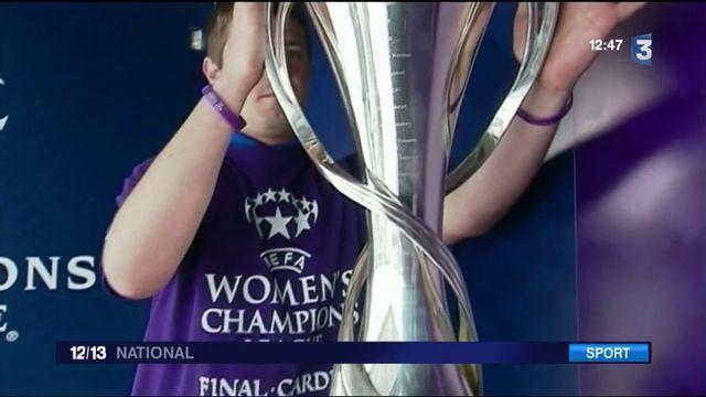 Football : les féminines de l'OL et du PSG s'affrontent à Cardiff