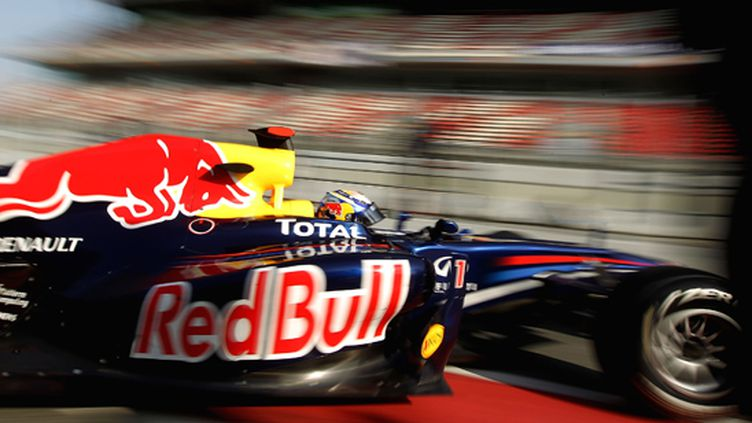 Sebastian Vettel (Red Bull) (PAUL GILHAM / GETTY IMAGES EUROPE)