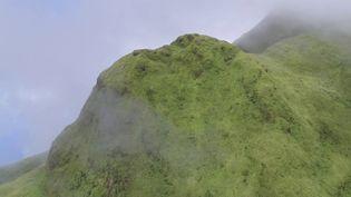 Une délégation martiniquaise a défendu le projet de classement de la Montagne Pelée, volcan en activité, comme patrimoine mondial de l'Unesco. (FRANCE 3)