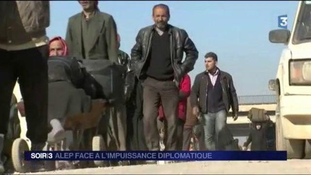 Syrie : la communauté internationale réclame une trêve