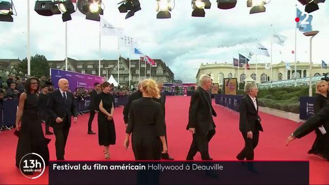 Festival de Deauville : les stars toujours au rendez-vous, dans une ambiance décontractée