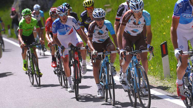 Avant-dernière chance pour beaucoup de coureurs sur le Giro. (DE WAELE TIM / TDWSPORT SARL)
