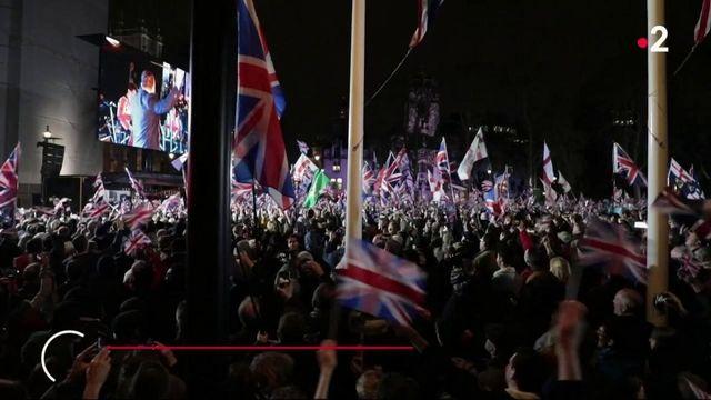 Brexit : la nuit où le Royaume-Uni a dit au revoir à l'Europe
