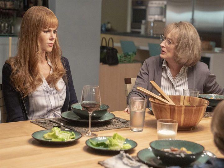 Céleste (Nicole Kidman) et Mary Louise (Meryl Streep), dans la saison 2 de Big Little Lies. (HBO)
