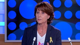 Santé : un mois pour sensibiliser les Français au cancer pédiatrique (Capture d'écran franceinfo)