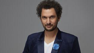 Le magicien et humoriste Eric Antoine en mars 2021 (LAURENT SEROUSSI)