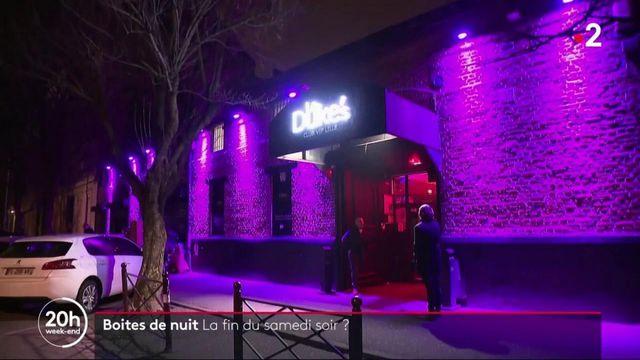 Boite de nuit : la fin d'une époque en France ?