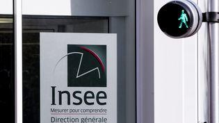 Le siège de l'Inseeà Montrouge (Hauts-de-Seine), le 15 octobre 2018. (MAXPPP)