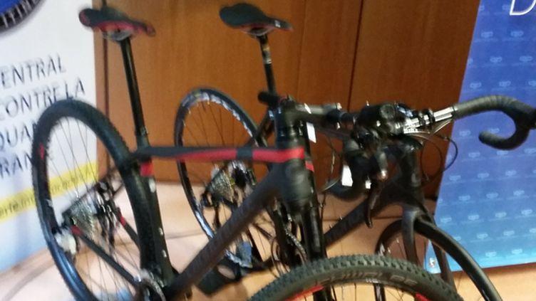 (Les malfaiteurs avaient du vol de vélo de luxe, 5.000 ou 10.000 euros pièce, leur spécialité © Radio France / Olivier Boy)