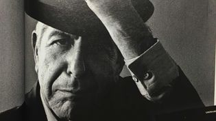 Leonard Cohen, disparu il y a trois ans. (YOUTUBE)