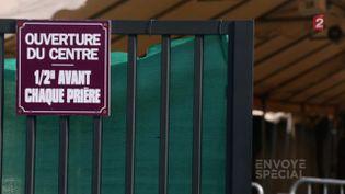 (CAPTURE D'ECRAN FRANCE 2 / FRANCETV INFO)