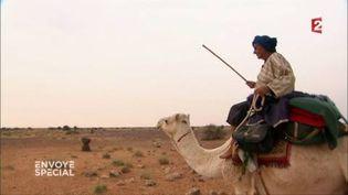 Jacques Bonnet passe sa retraite dans le fief d'Aqmi (FRANCE 2 / FRANCETV INFO)