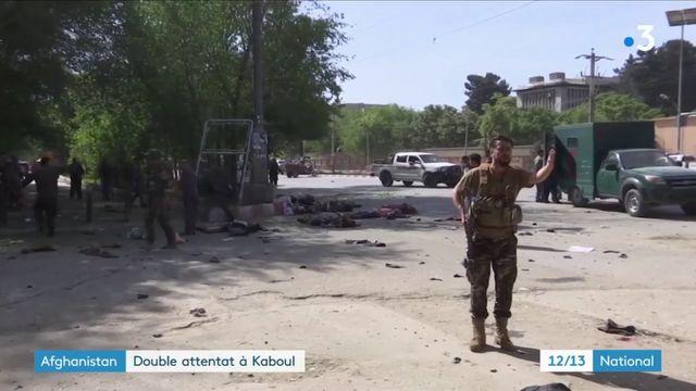 Kaboul : double attaque meurtrière revendiquée par Daech