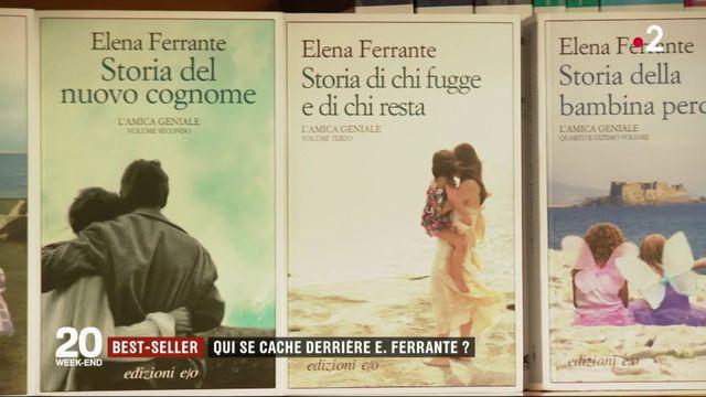 Best-seller : qui se cache derrière Elena Ferrante ?