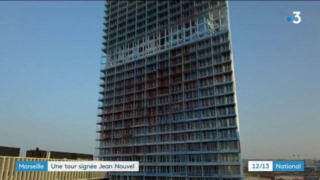 Marseille : une tour signée Jean Nouvel