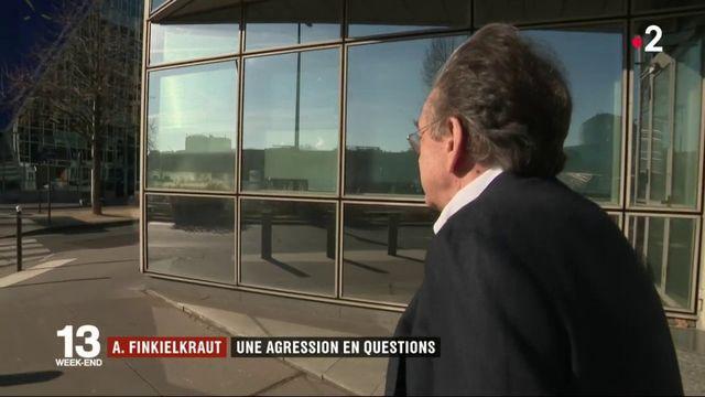 Alain Finkielkraut : une agression en questions