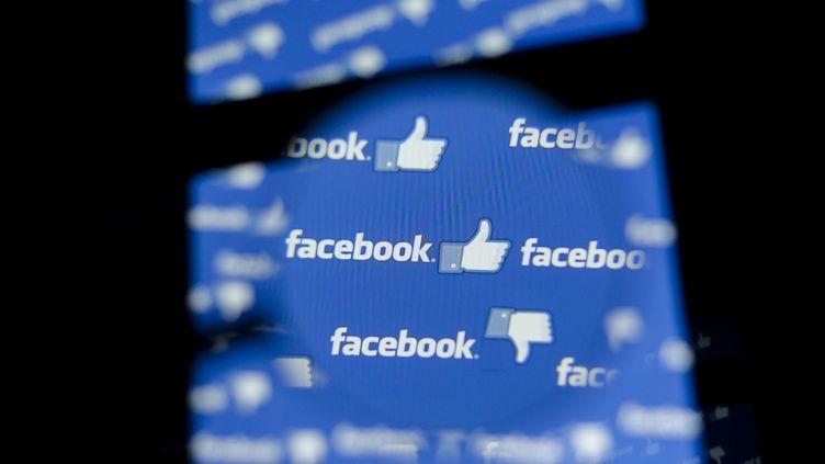 Facebook a annoncé le 24 mai 2018 qu'il appliquerait à ses deux milliards d'utilisateurs dans le monde le règlement européen sur la protection des données (RGPD). (MAXPPP)