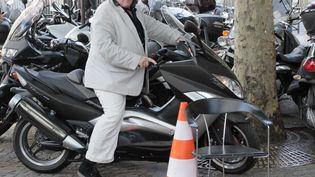 Gérard Depardieu le 17 mai 2011 au Centre Georges Pompidou, le 17 mai 2011. (JACQUES DEMARTHON / AFP)