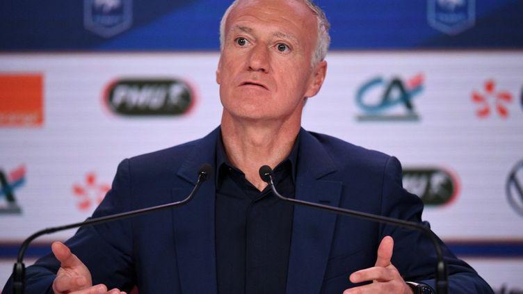 Didier Deschamps. (FRANCK FIFE / POOL)